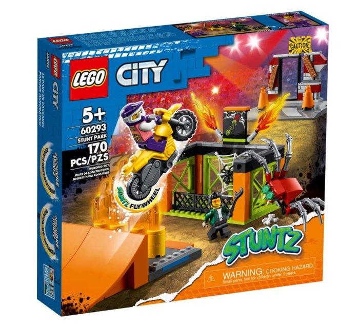 Lego city parque acrobatico
