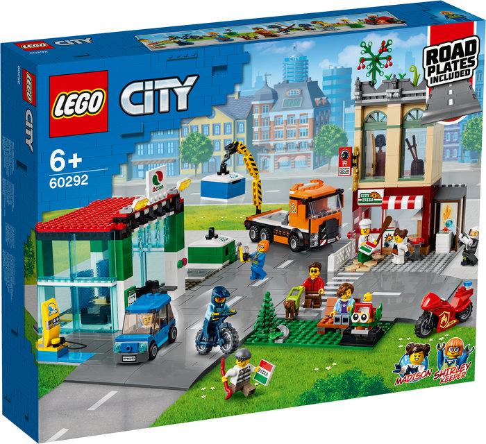 Lego centro urbano