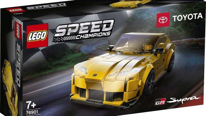 Speed champions toyota gr supra coche deportivo