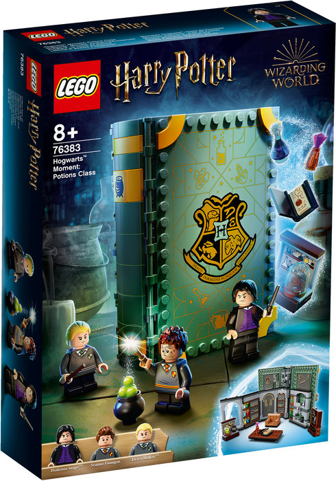 Lego momento hogwarts?: clase de pociones