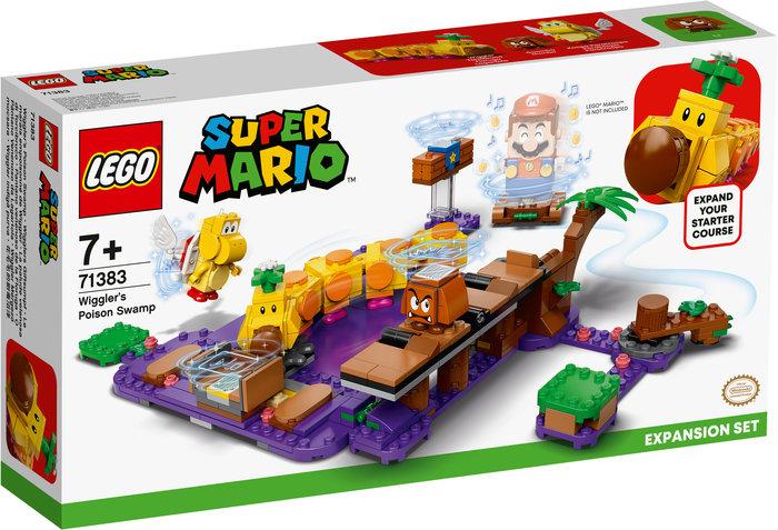 Lego set de expansion: pantano venenoso de la floruga