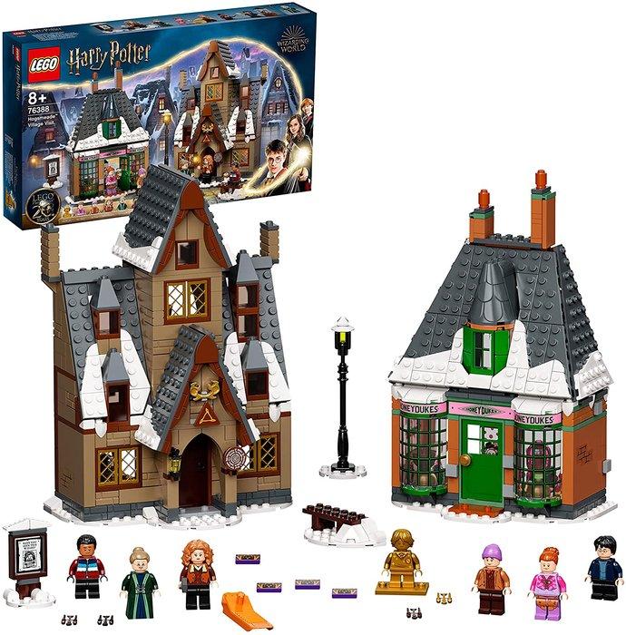 Lego 76388 harry potter visita a la aldea de hogsmeade