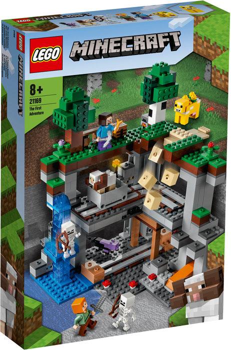 Lego la primera aventura