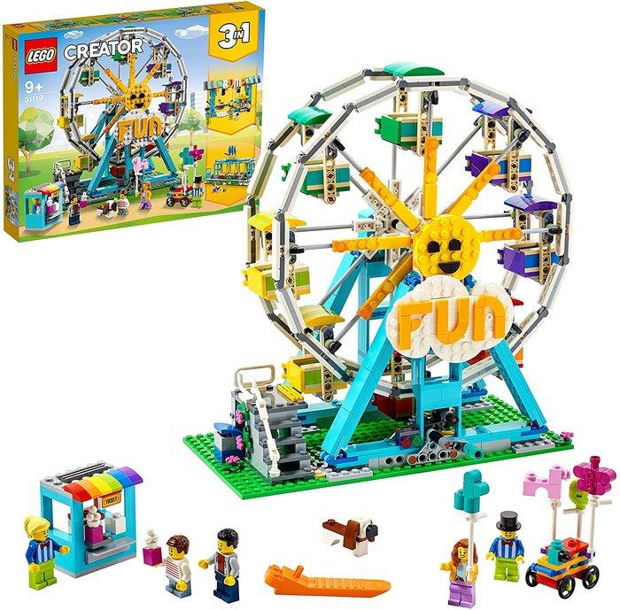Lego noria