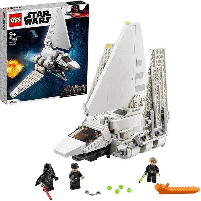 Lego star wars lanzadera imperial
