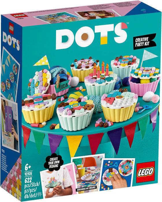 Lego kit para fiesta creativa