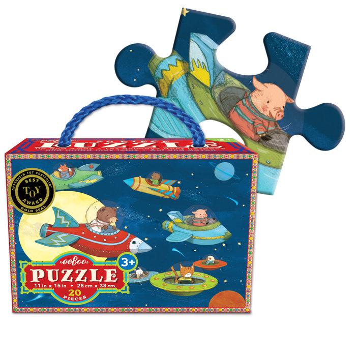 Puzle 20 piezas up&away