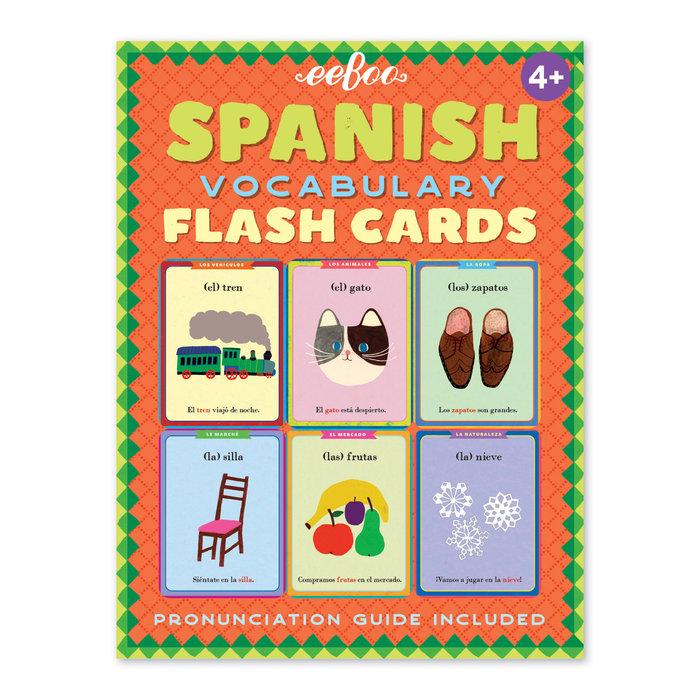 Flash cards espaÑol-ingles