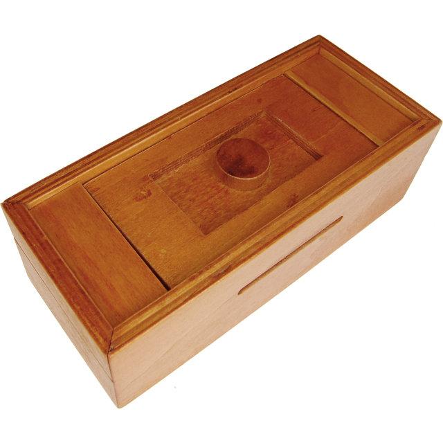 Rompecabezas caja secreta 1