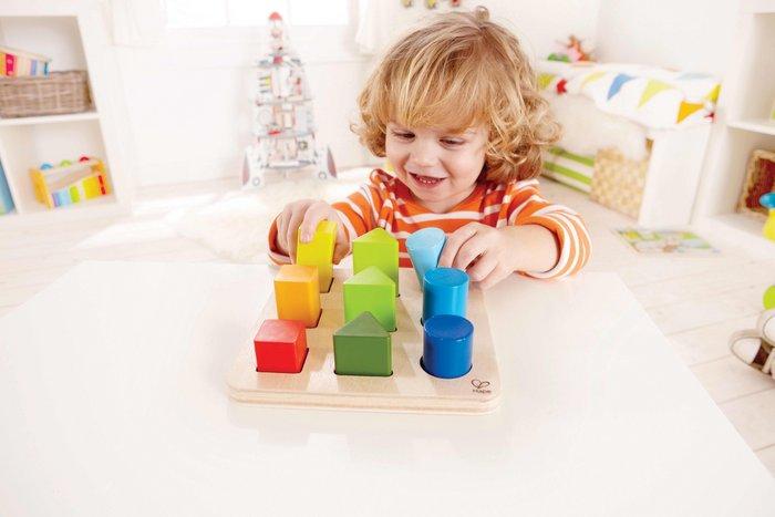 Juego hape encajable colores y formas