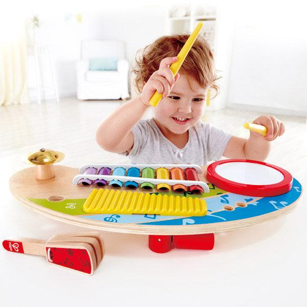 Juego hape juguete musica gran orquesta musical
