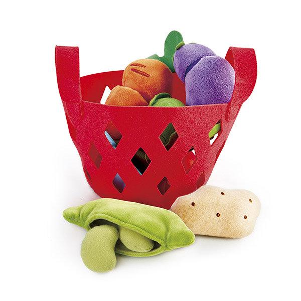 Juego hape cesta de vegetales