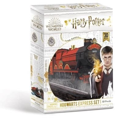Puzzle 3d harry potter expreso de hogwarts