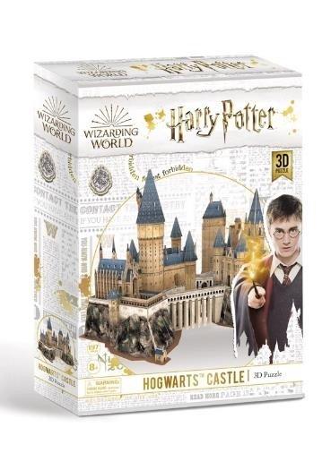 Puzzle 3d harry potter castillo de hogwarts