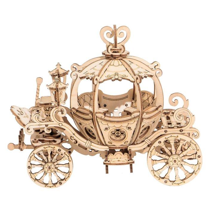 Maqueta carruaje clasico