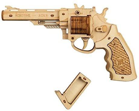 Maqueta revolver corsac m60