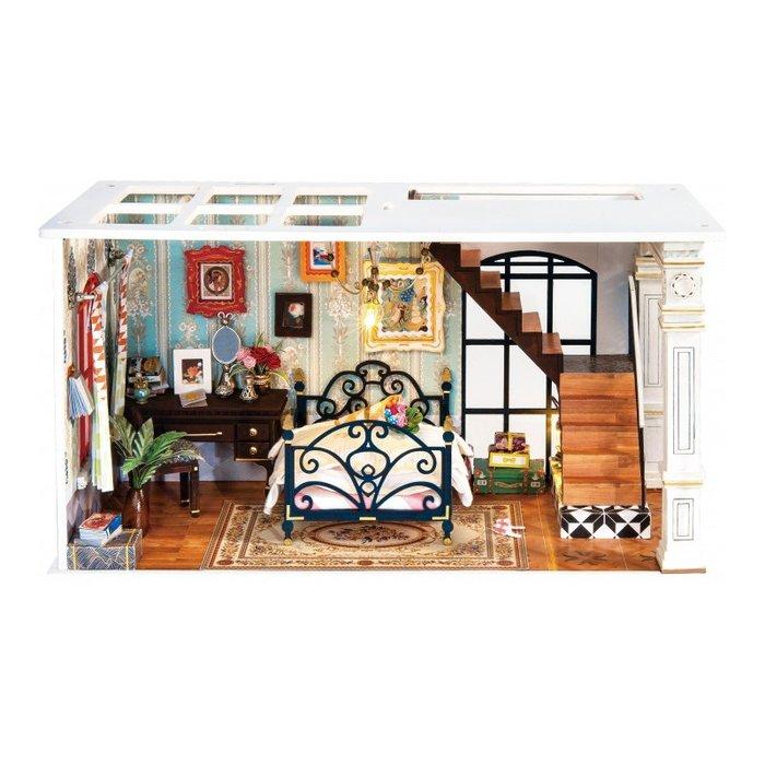 Maqueta casa habitacion clasica