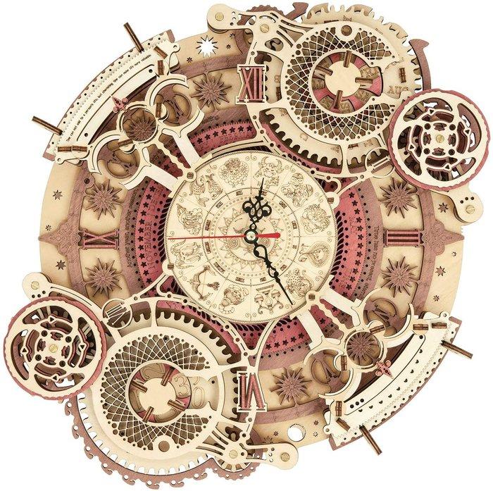 Maqueta reloj zodiaco