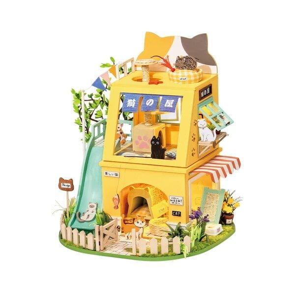 Maqueta cat house
