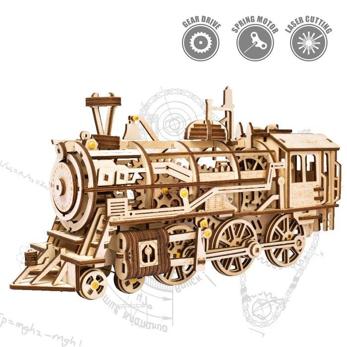 Maqueta locomotora