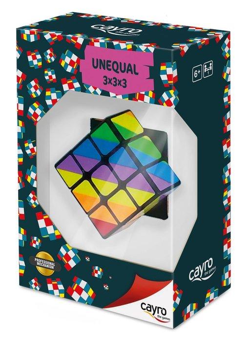 Juego de mesa cubo 3 x 3 unequal