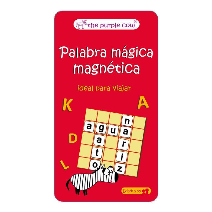 Palabra magica magnetico