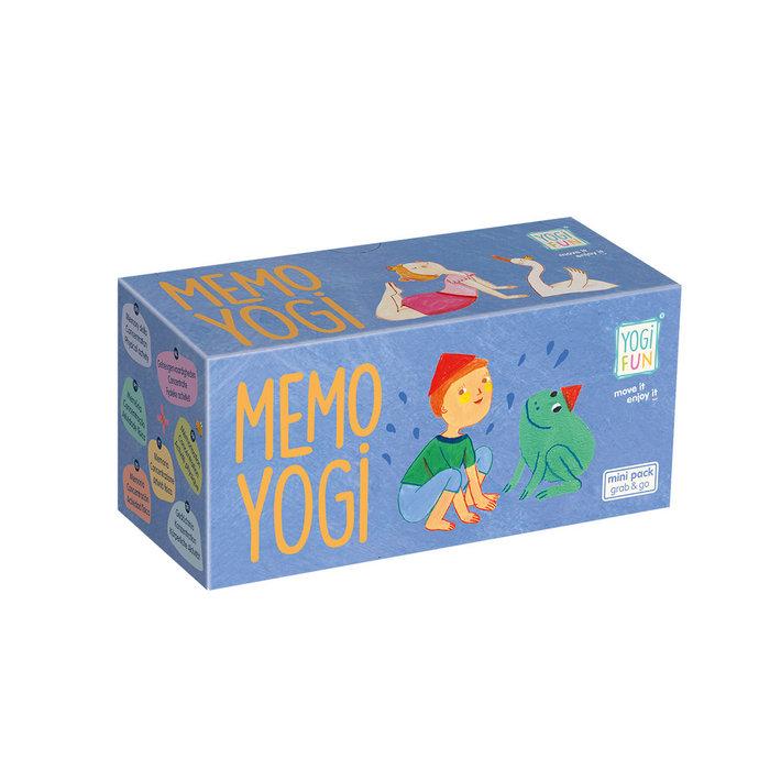 Juego educativo memo yogi