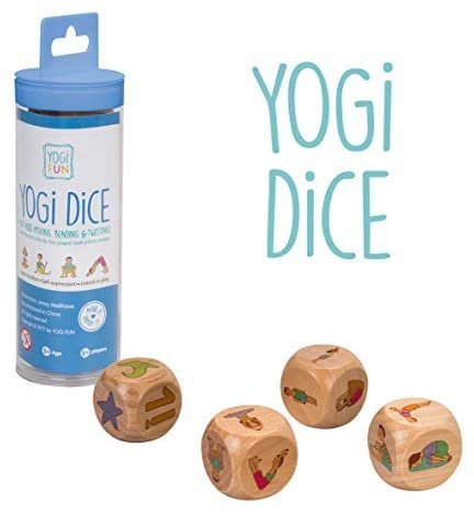 Juego educativo yogi dice
