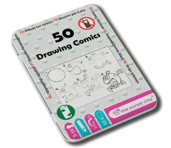 50 dibuja tus comics