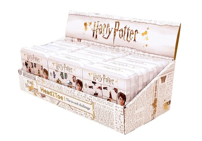 Expositor puzzle harry potter challenge 12 surtidos