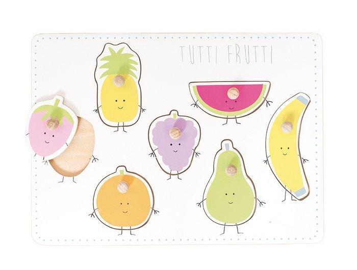 Puzzle tutti frutti