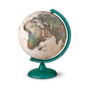 Esfera 26cm con luz camaleonte (verde)