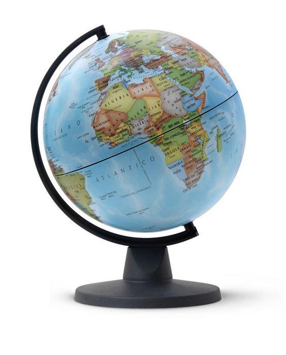 Esfera mini politica 16 cms