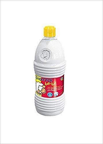 Tempera liquida 1000ml giotto bebe blanco