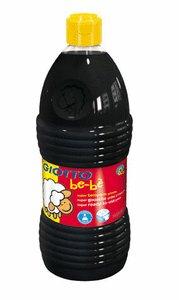 Tempera liquida 1000ml giotto bebe negro