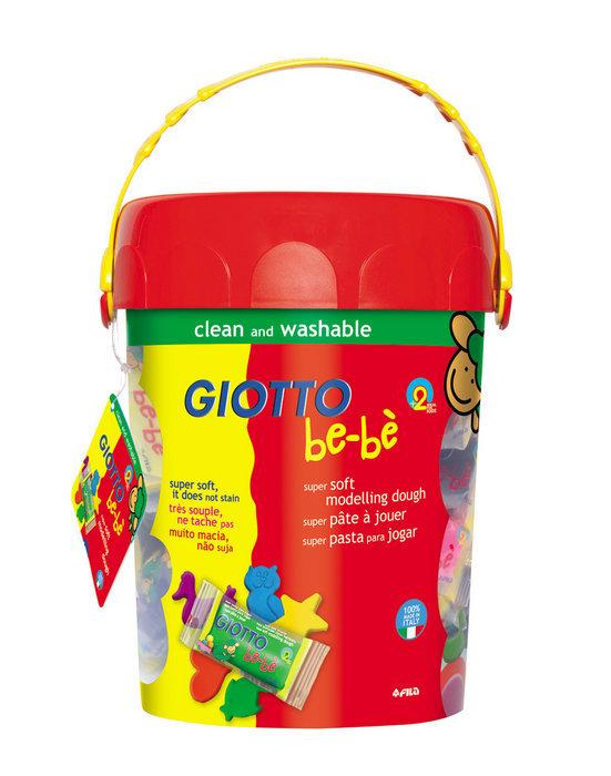 Giotto bebe bote pasta para jugar 50 gr