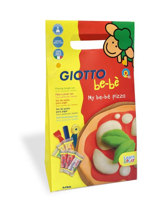 Giotto bebe set juega y crea pizza