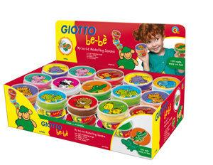 Pasta giotto bebe 100 grs exp 30 uds animales de la sabana