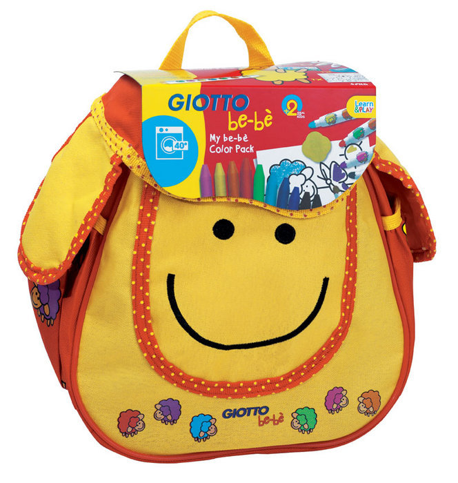 Giotto bebe my color pack