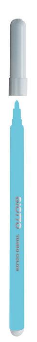 Rotulador giotto turbo color azul celeste