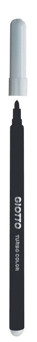 Rotulador giotto turbo color negro