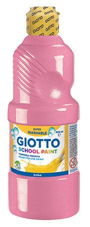 Tempera liquida 500ml giotto lavable rosa