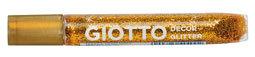 Giotto decor glitter glue oro 10.5 ml caja 20 ud