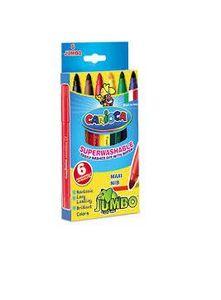 Rotuladores carioca jumbo caja 6 uds