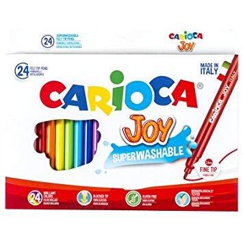 Rotulador carioca 24/c joy