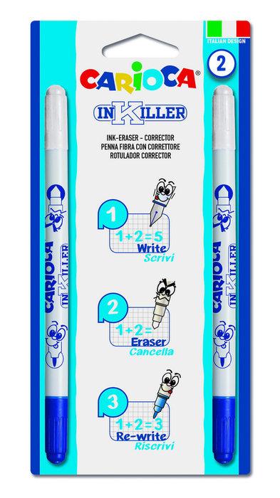 Corrector inkiller blister 2 uds