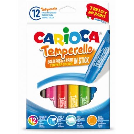 Temperas temperello caja 12 uds
