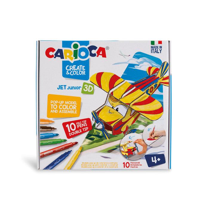 Carioca create & color jet junior
