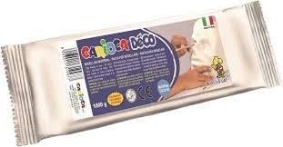 Pasta para modelar deco blanco 1000 gr