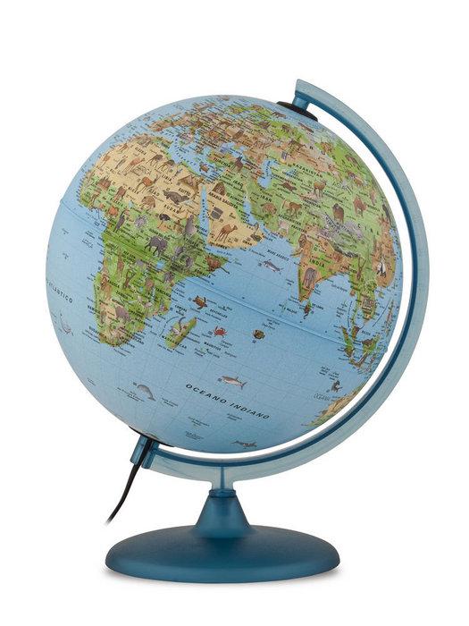 Esfera color safari  30 cms